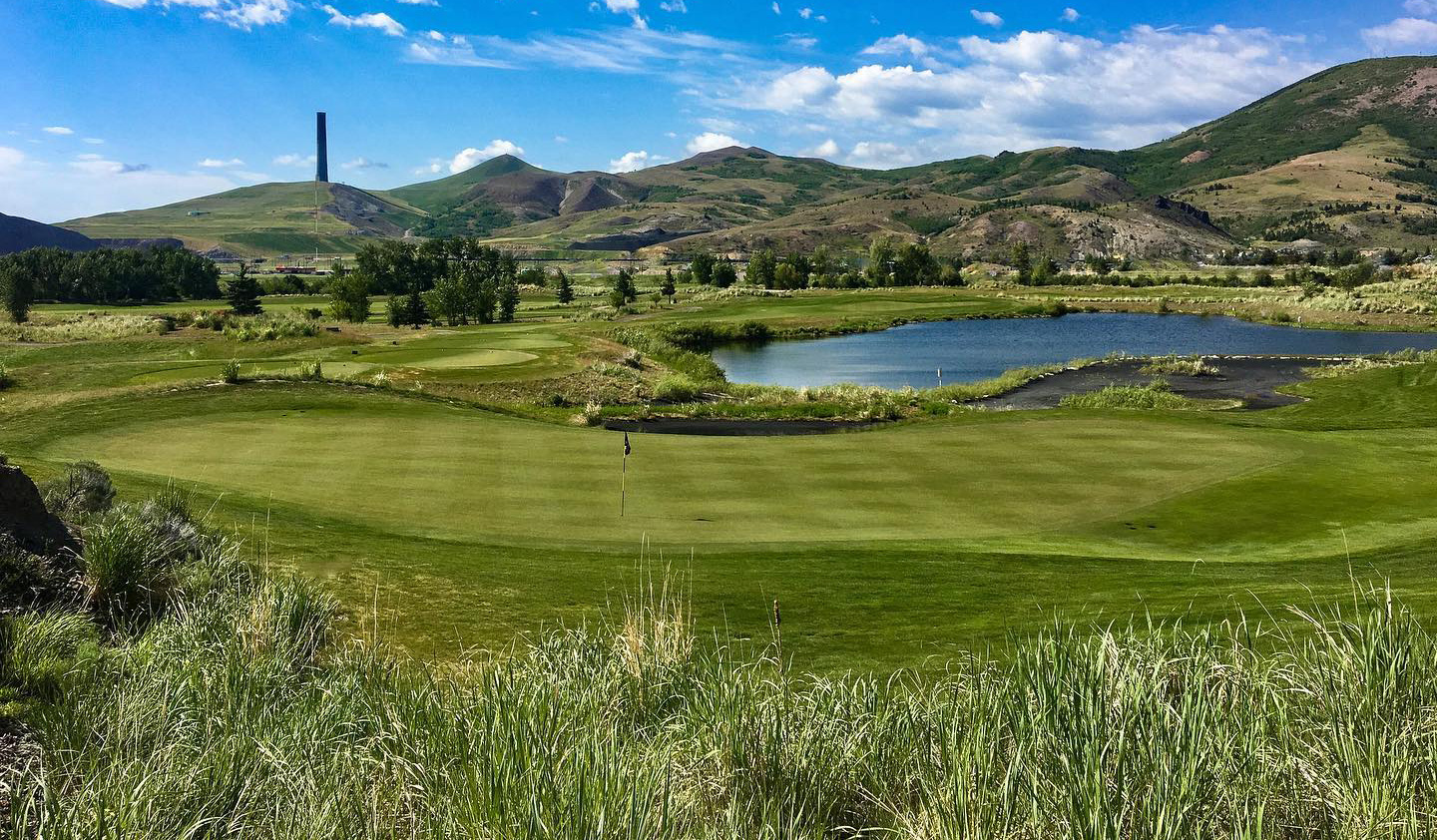 A Top 100 Golf Course